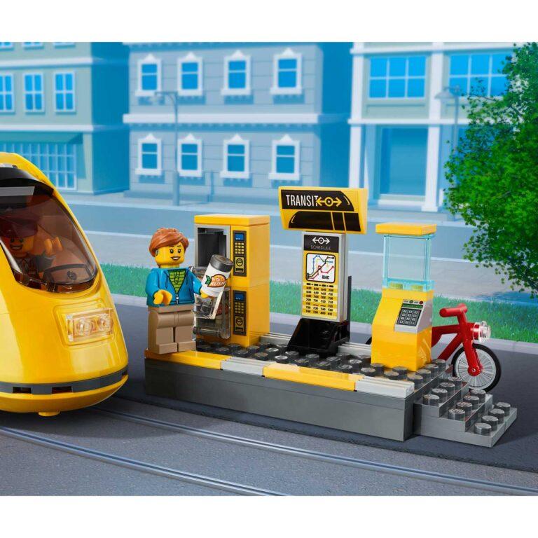 LEGO city trein